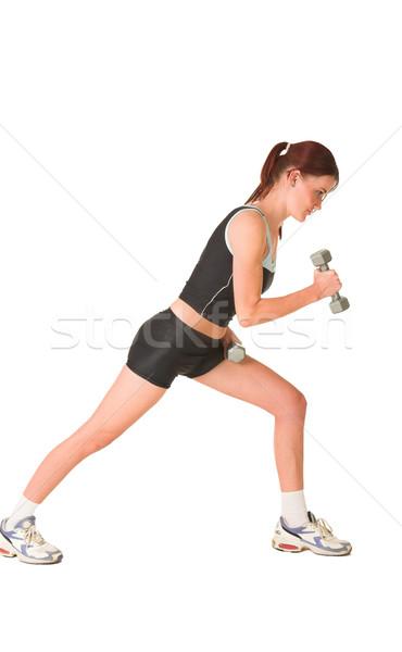 Gym #146 Stock photo © Forgiss