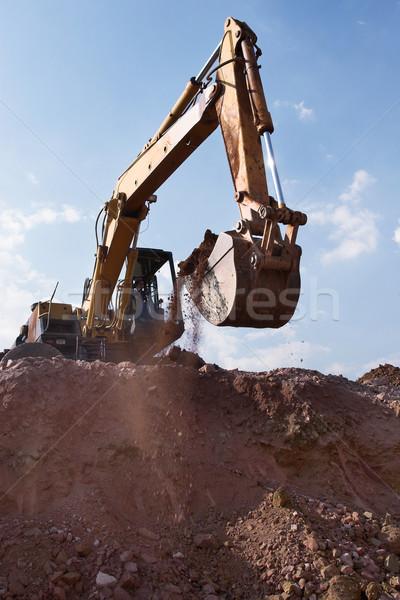 Construction #5 Stock photo © Forgiss