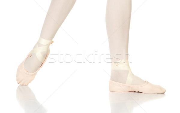 Ballet Feet Positions Stock photo © Forgiss