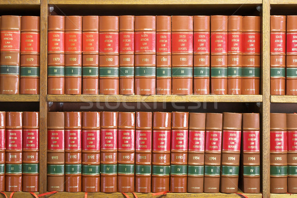 Legal books #2 Stock photo © Forgiss