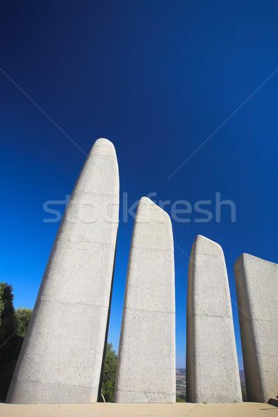 Afrikaans Language Monument Stock photo © Forgiss
