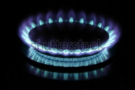 Gas Burner Stock photo © Forgiss