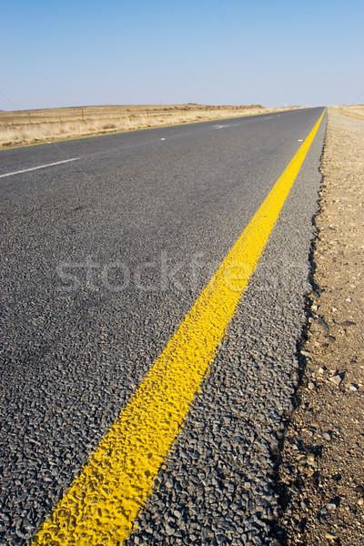 Cape roads #7 Stock photo © Forgiss