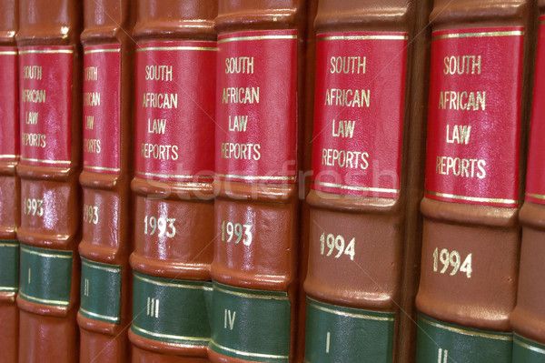 Legal books #3 Stock photo © Forgiss
