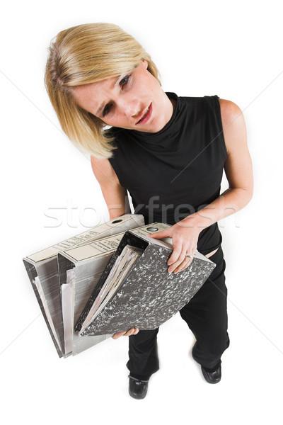 Business Lady #38 Stock photo © Forgiss