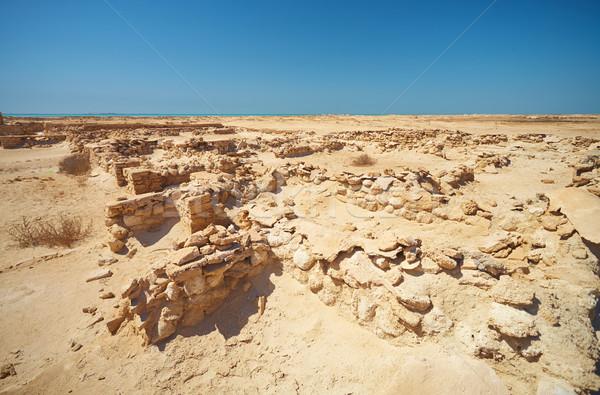 ören çöl orijinal ticari gönderemezsiniz az Stok fotoğraf © forgiss