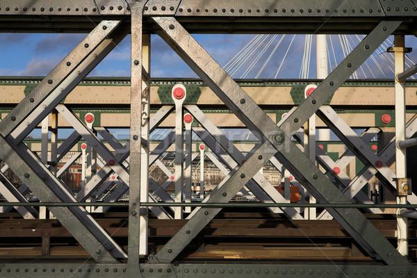 Bridge #1 Stock photo © Forgiss