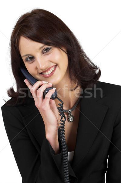Business Lady #64 Stock photo © Forgiss