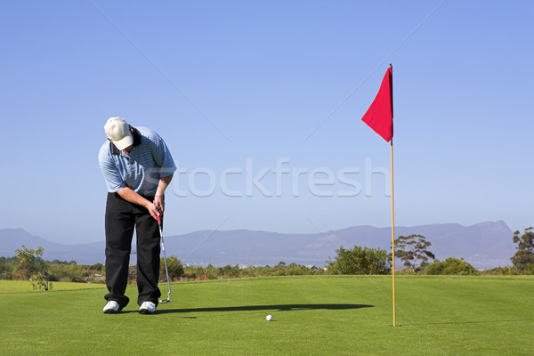 Golf #53 Stock photo © Forgiss