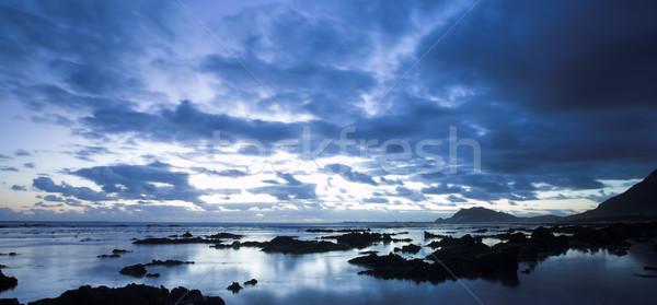 Sea Landscape #4 Stock photo © Forgiss