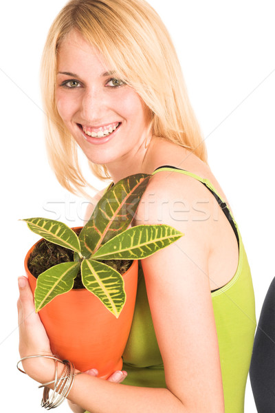 Businesswoman #461 Stock photo © Forgiss