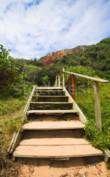 Stock photo: Stairs