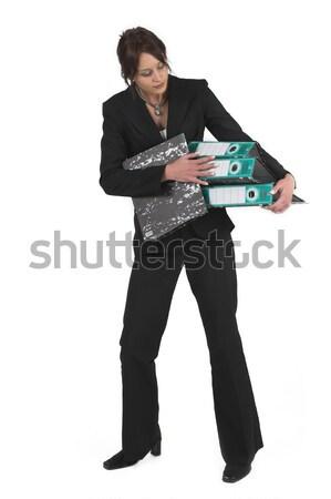 Business Lady #84 Stock photo © Forgiss