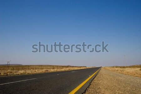 Cape roads #3 Stock photo © Forgiss