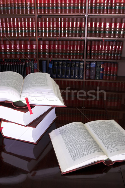 Legal books #23 Stock photo © Forgiss