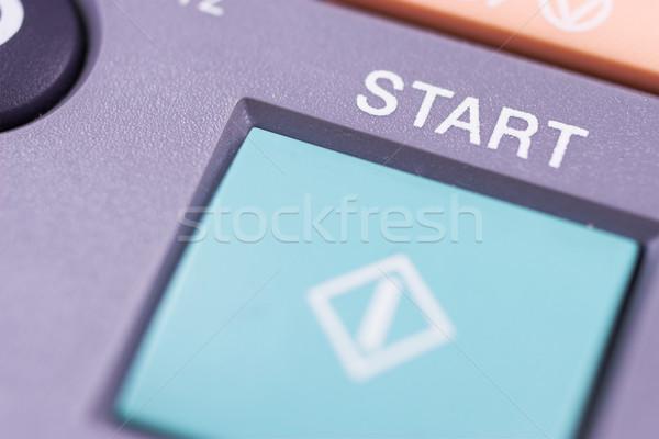 Key Pad #1 Stock photo © Forgiss