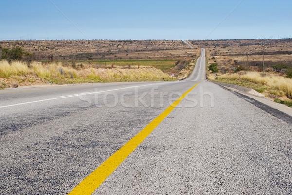 Cape roads #5 Stock photo © Forgiss