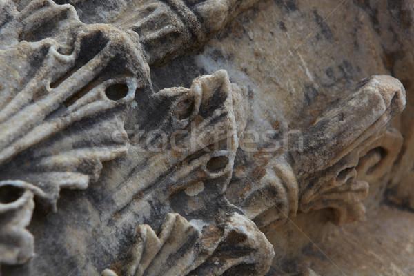 Ephesus in Turkey Stock photo © Forgiss