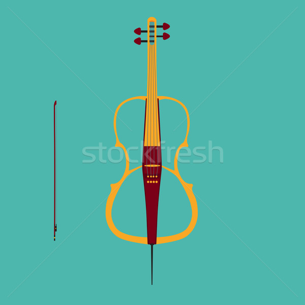 Cello Stock photo © Fosin