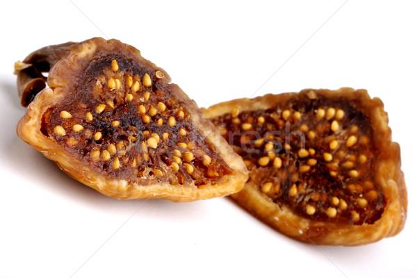 Stock photo: fig fruit