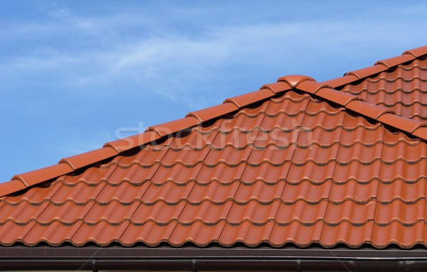 roof Stock photo © Fotaw