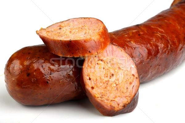 sausage Stock photo © Fotaw