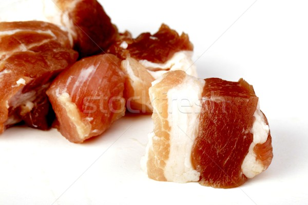 Stock photo:  bacon