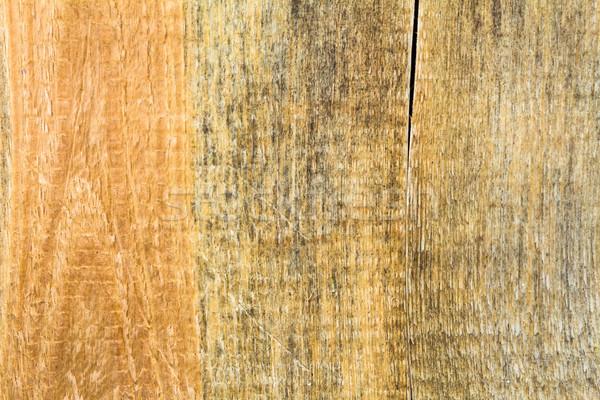 Texture pine wood plank high detailed Stock photo © fotoaloja