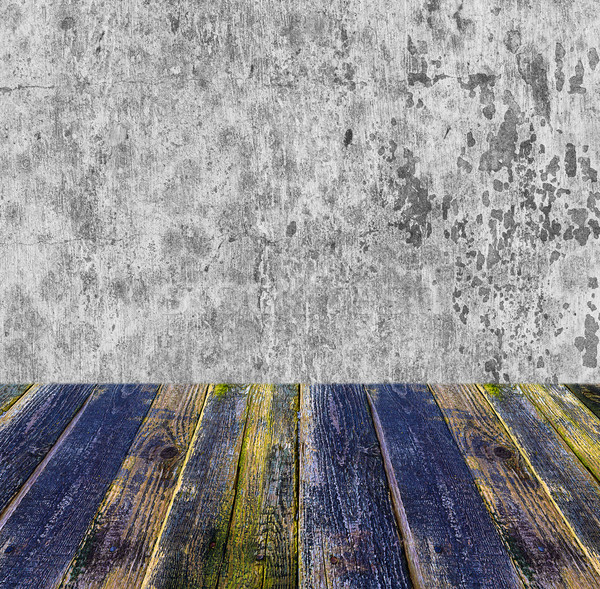 Гранж каменной стеной окрашенный текстуры стены Сток-фото © fotoaloja