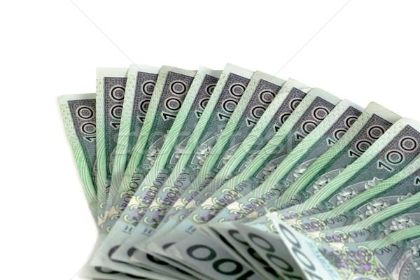 polish money Stock photo © fotoaloja
