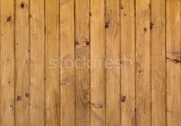 Stock foto: Alten · schmutzigen · Holz · Kiefer · Wand · Textur