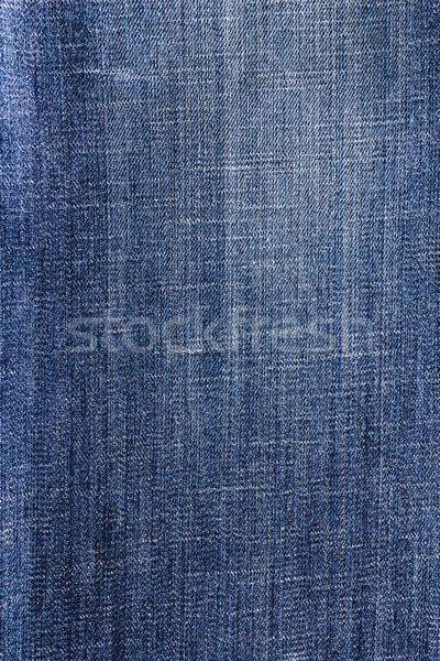 Közelkép részlet farmernadrág szövet textúra divat Stock fotó © fotoaloja