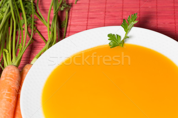 Carrots cream Stock photo © fotoedu