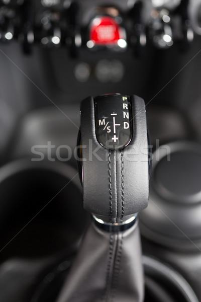 Auto switch Stock photo © fotoedu