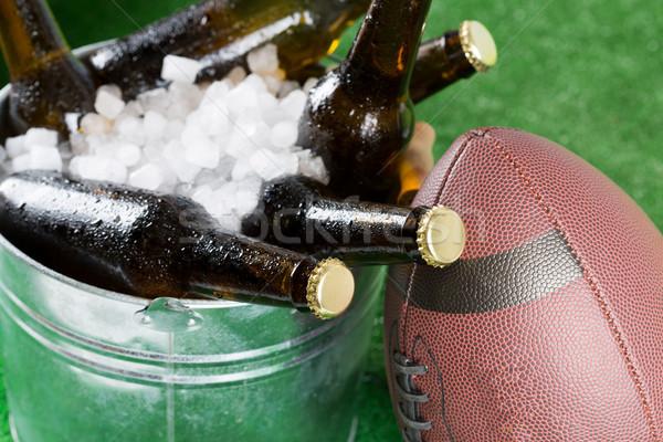 Very cold beers Stock photo © fotoedu