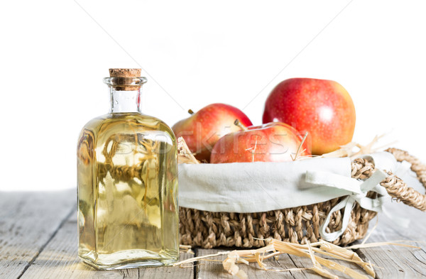 Apple Cider Vinegar Stock photo © fotoedu