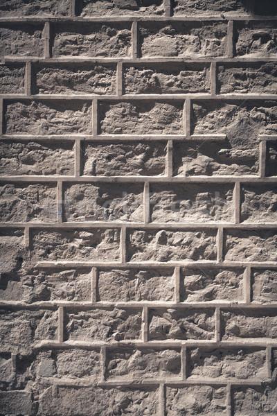 Brick wall Stock photo © fotoedu