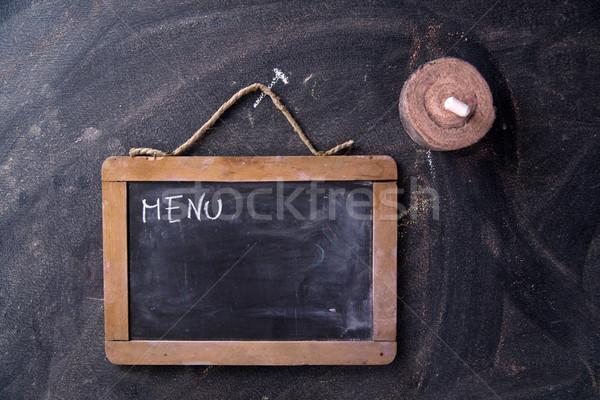 古い プレゼンテーション 小 アンティーク 学校 ストックフォト © Fotografiche