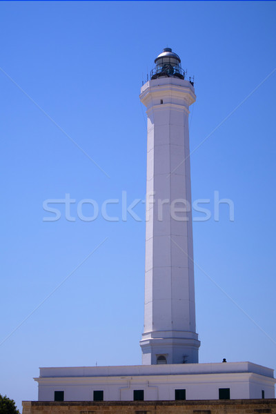 Lighthouse of Saint Maria Of Leuca  Stock photo © Fotografiche