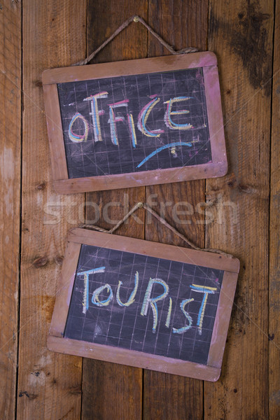 Tourist Information Office Stock photo © Fotografiche