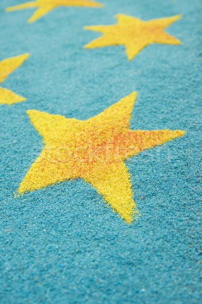 Stars of sawdust Stock photo © Fotografiche