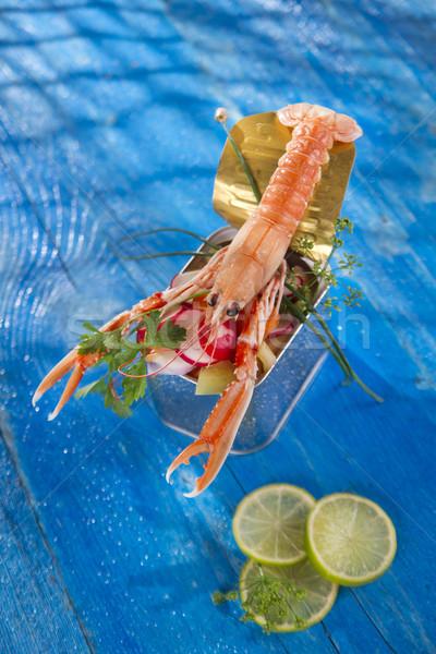 Crustacean canned  Stock photo © Fotografiche