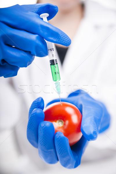 Genetically modified Stock photo © Fotografiche