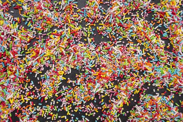 Sugar Colored Balls Stock photo © Fotografiche