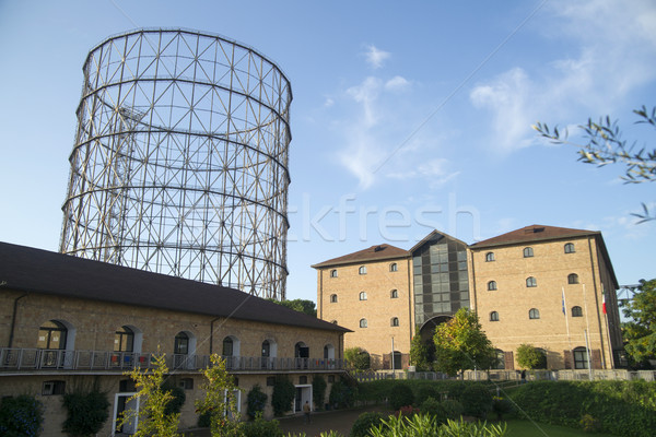 Former gasometer Rome Stock photo © Fotografiche