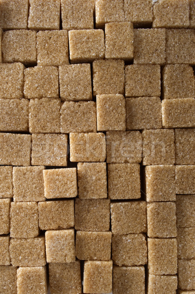 Wall of sugarcane Cubes Stock photo © Fotografiche