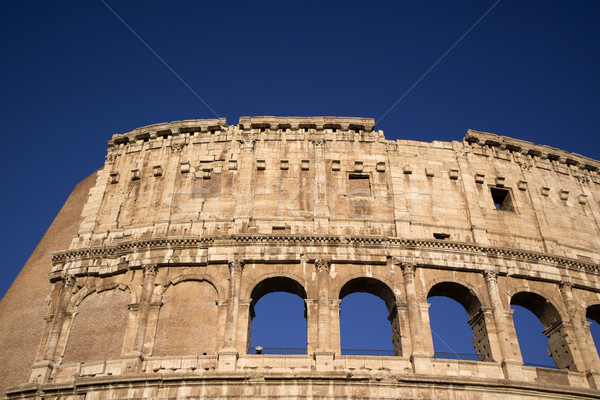 Constructive details of the Colosseum Stock photo © Fotografiche