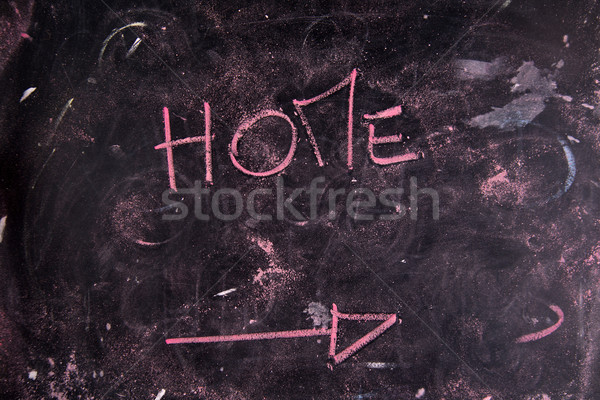 My home Stock photo © Fotografiche
