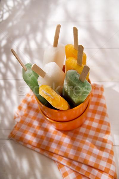 Icicle fruit Stock photo © Fotografiche