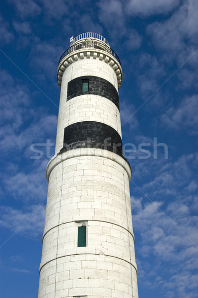 Lighthouse for navigation control Stock photo © Fotografiche